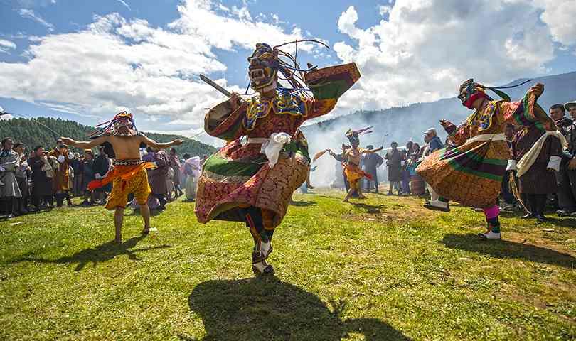 ทัวร์ภูฏาน ชมฤดูใบไม้ผลิ ตลอดเดือนเมษายน 4วัน 3คืน