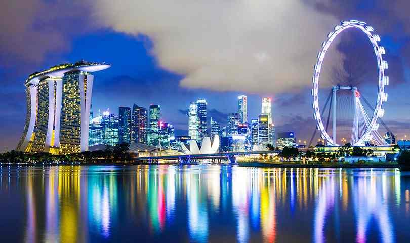 ทัวร์สิงคโปร์ SUPERB SINGAPORE SO SHIOK!! 3วัน 2คืน บินTIGER AIR(TR)
