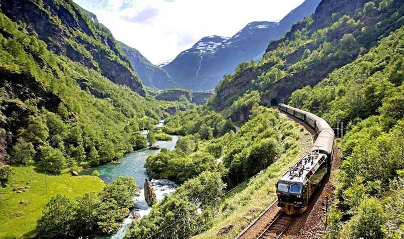 ทัวร์สแกนดิเนเวีย Fjord Tour 10 วัน