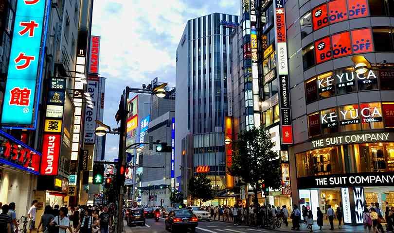 ทัวร์ญี่ปุ่น โตเกียวช้อปปิ้งกูรู 5 วัน 3 คืน
