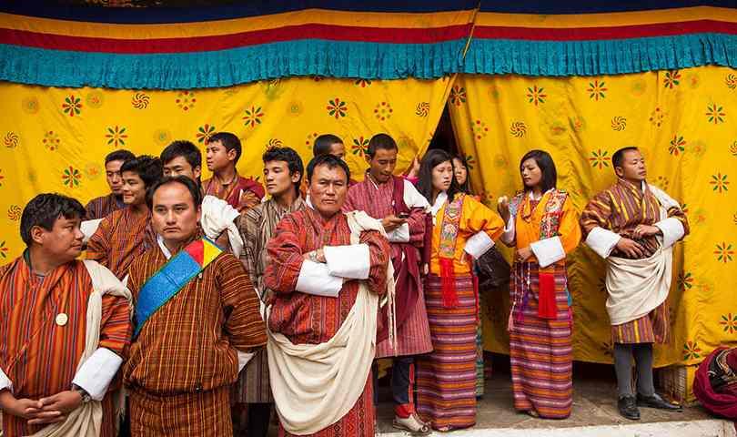 ทัวร์ภูฏาน ชมฤดูใบไม้ผลิ ตลอดเดือนพฤษภาคม 4วัน 3คืน