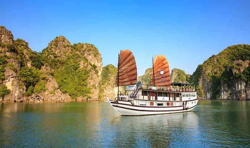 ทัวร์เวียดนามเหนือ ฮานอย ฮาลอง ซาปา นาขั้นบันได 4วัน 3คืน