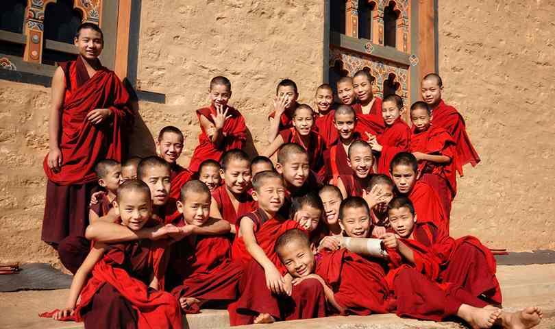ทัวร์ภูฏาน ชมฤดูใบไม้ผลิ ตลอดเดือนมีนาคม 4วัน 3คืน