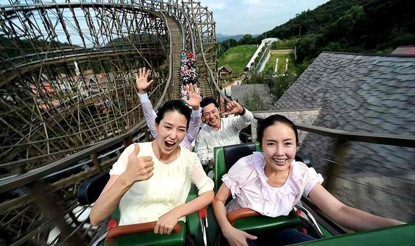 ทัวร์เกาหลี สักครั้ง จะไม่ลืม 5 วัน 3 คืน