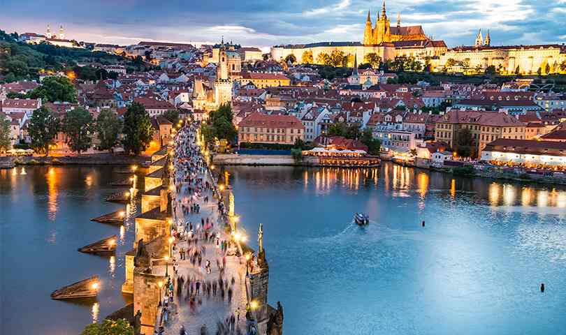 ทัวร์ยุโรป Summer 5ประเทศ เยอรมนี ออสเตรีย ฮังการี สโลวัค เชก   8 วัน 5 คืน